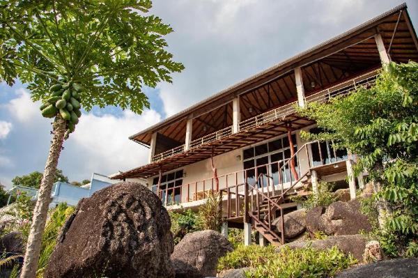Rocks Villa Koh Phangan