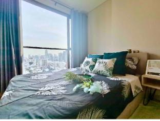 [スクンビット]アパートメント(46m2)| 2ベッドルーム/1バスルーム Green Forest,Downtown 2Bdrm,