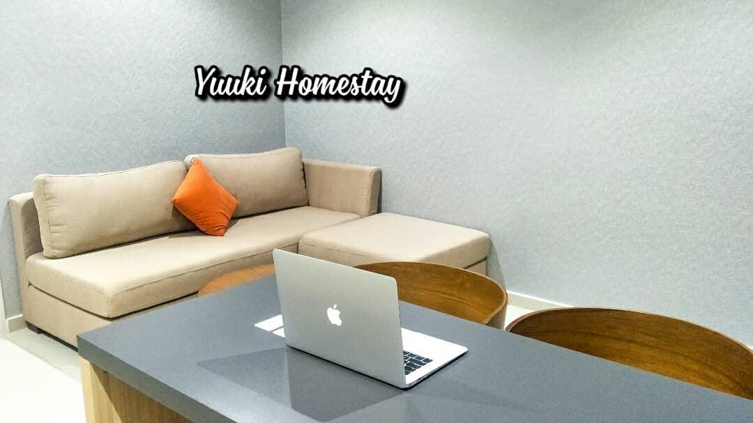 I City @ I Soho @ Yuuki Homestay @ C3