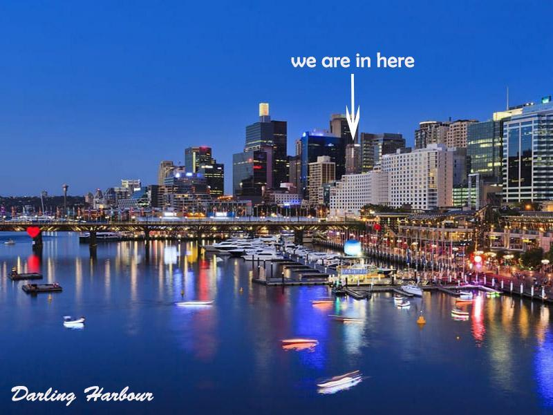2  Bedrooms 5 Mins To Darling Harbor