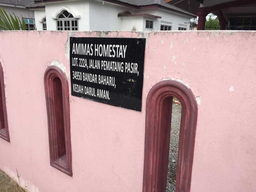 AMIMAS HOMESTAY
