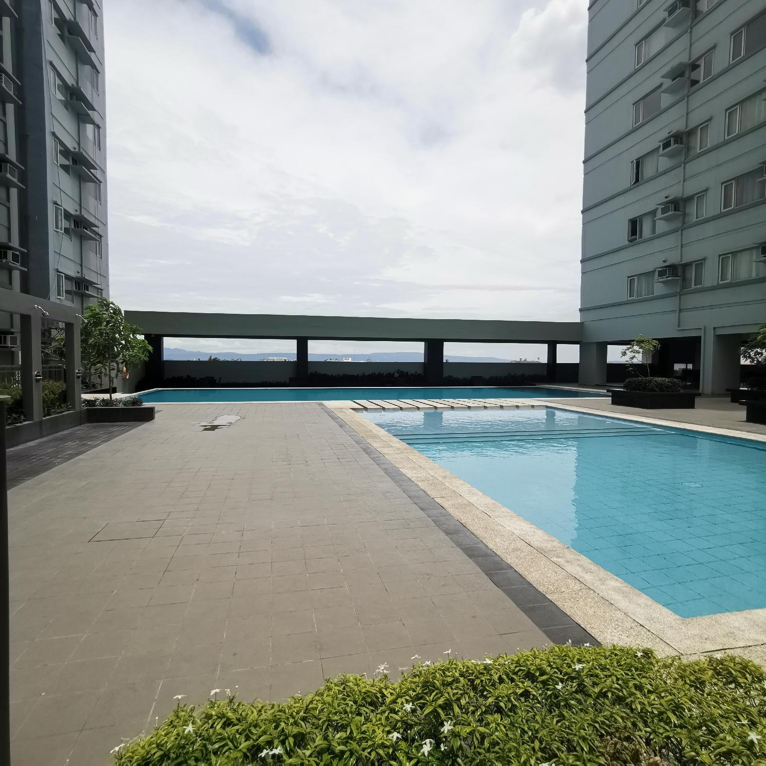 Avida Davao Studio With Terrace Pool Side