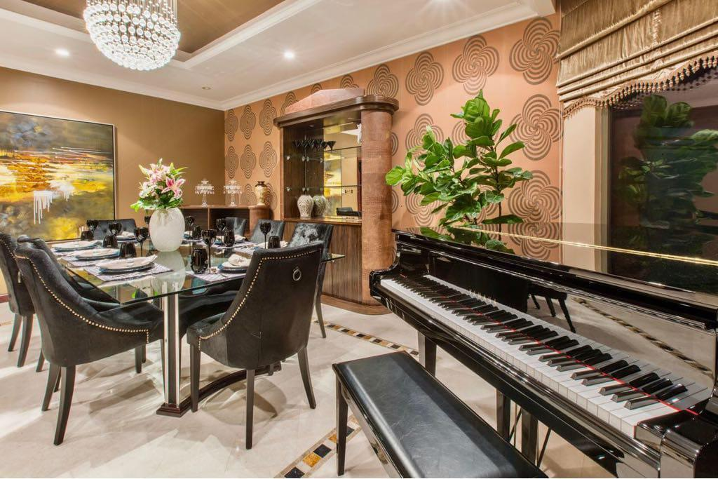 Luxury 4 Br Villa On Palm Jumeirah