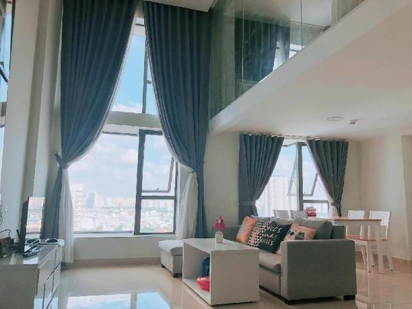 Appartment with Mezzanine and nice view Ho Chi Minh City
