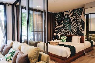 [カオヤイ国立公園]アパートメント(54m2)| 1ベッドルーム/1バスルーム Valley  Khaoyai Luxury Greeny