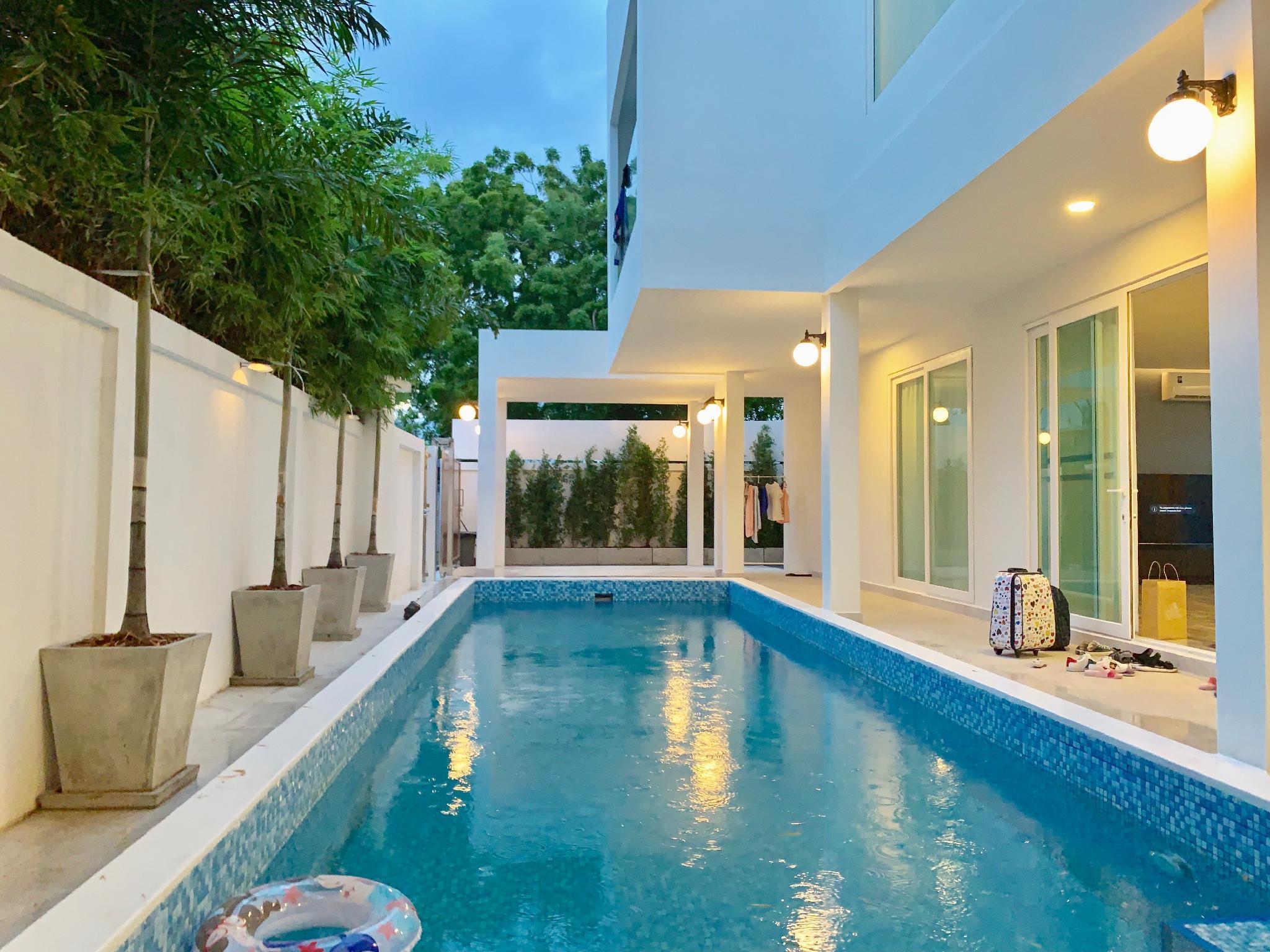Pattaya Modern 5bedroom Villa