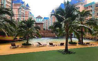 [プラタムナックヒル]スタジオ アパートメント(36 m2)/1バスルーム 26th floor Sea View 1br Apt. in Tropical Resort