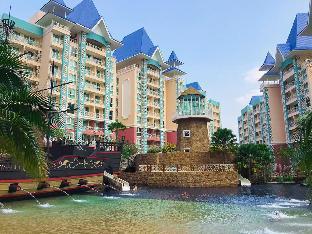 [プラタムナックヒル]アパートメント(38m2)| 1ベッドルーム/1バスルーム Grande Caribbean Condo Resort
