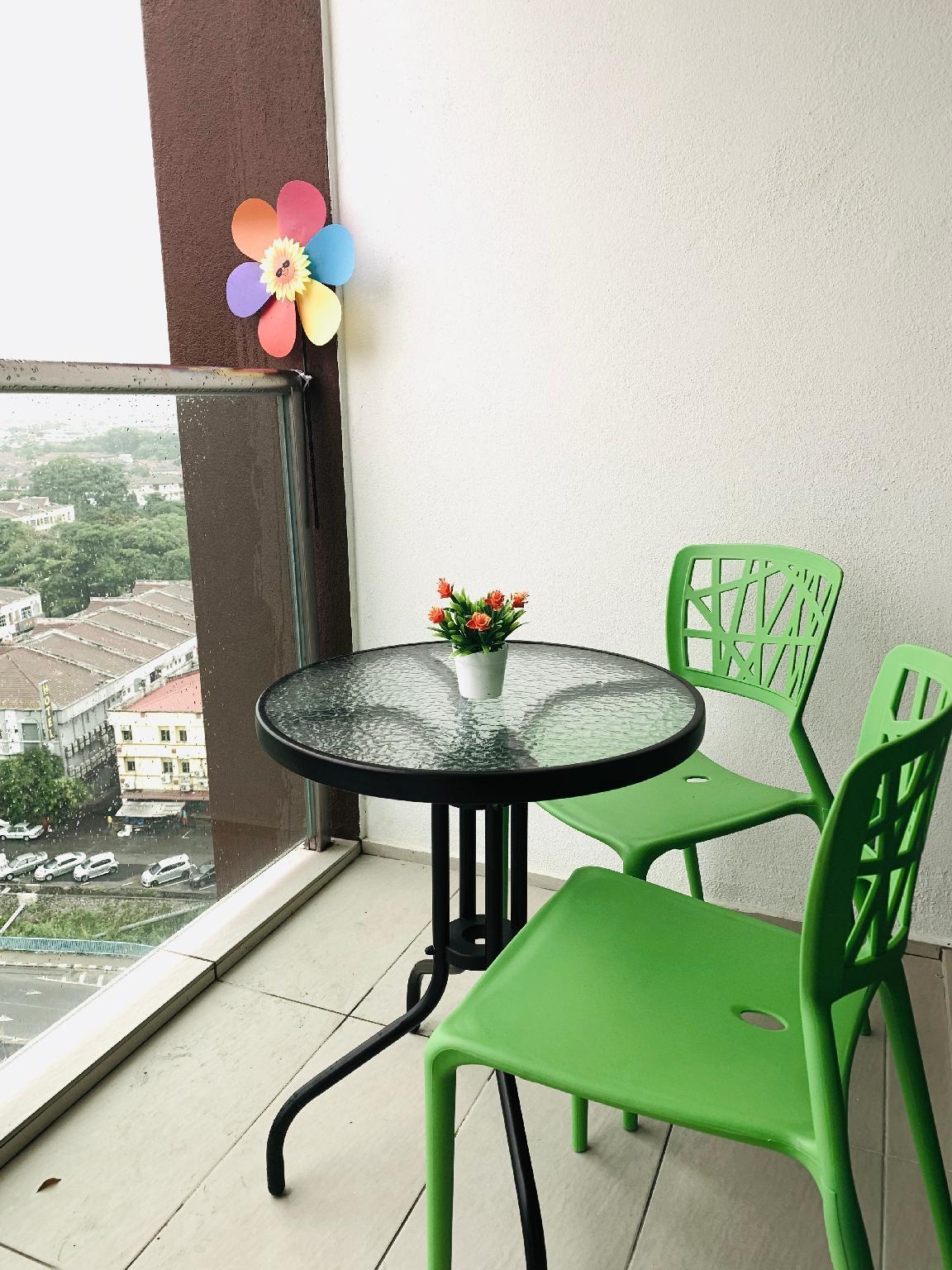 Amein Residence Resort Shopping Mall Golf Hospital