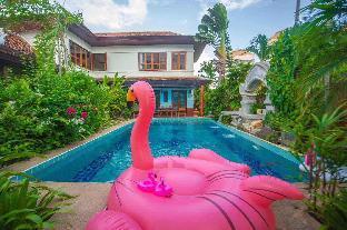 Pattaya Thai style independent pool villa วิลลา 4 ห้องนอน 4 ห้องน้ำส่วนตัว ขนาด 320 ตร.ม. – เขาพระตำหนัก