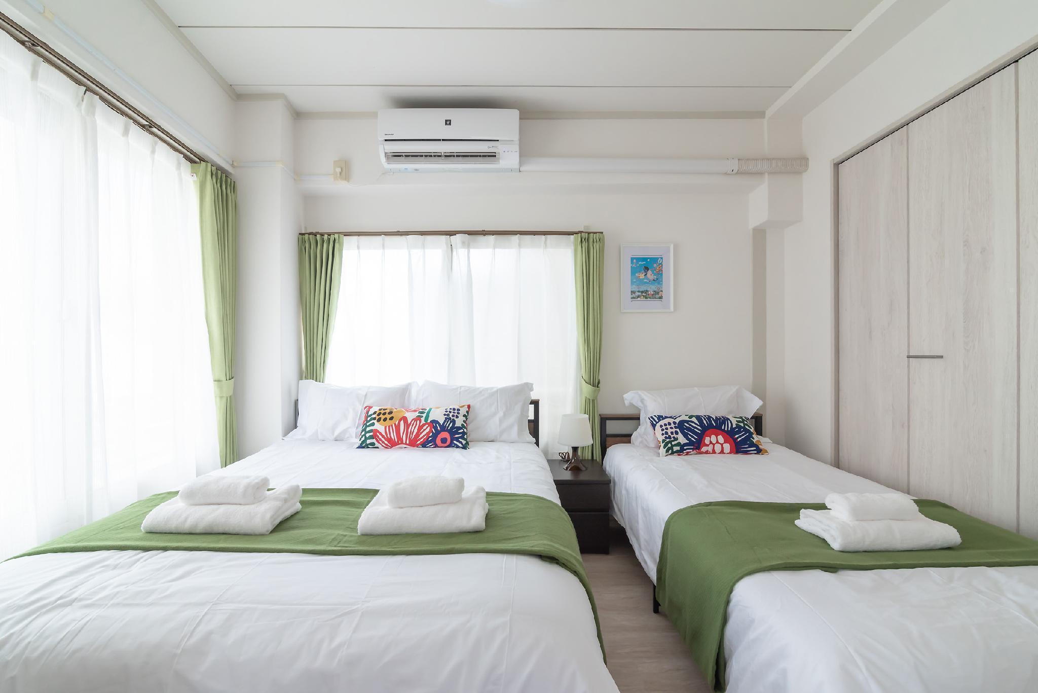 Uhome Iriya Apartment 4F