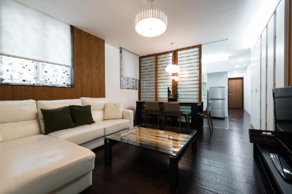 MRT Park Apartment-B 2-6P  (monthly) Taipei