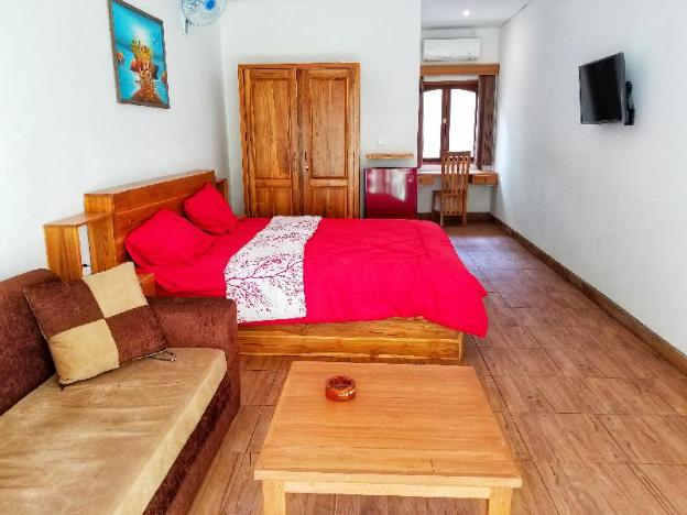 2 Studio Villa with Kitchen and Shared Pool