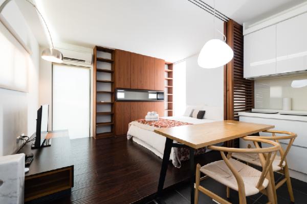 MRT Park Apartment-F  (monthly) Taipei