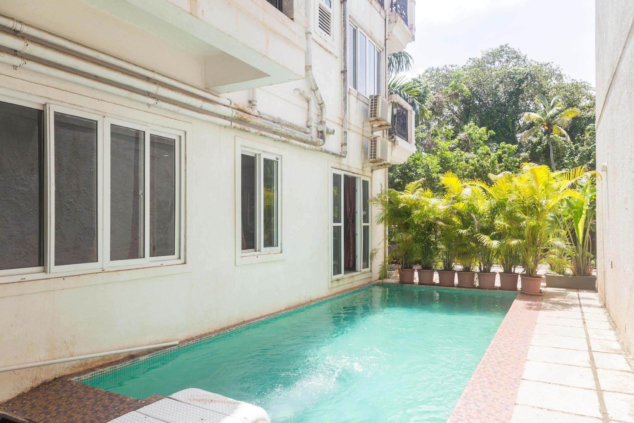 Villa White Crystal B With Private Swimmingpool.