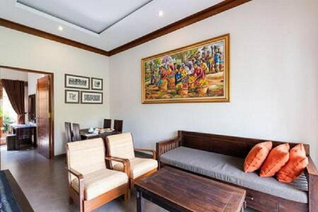 2BR rivate villa/Pool  in Balineses Home Ubud