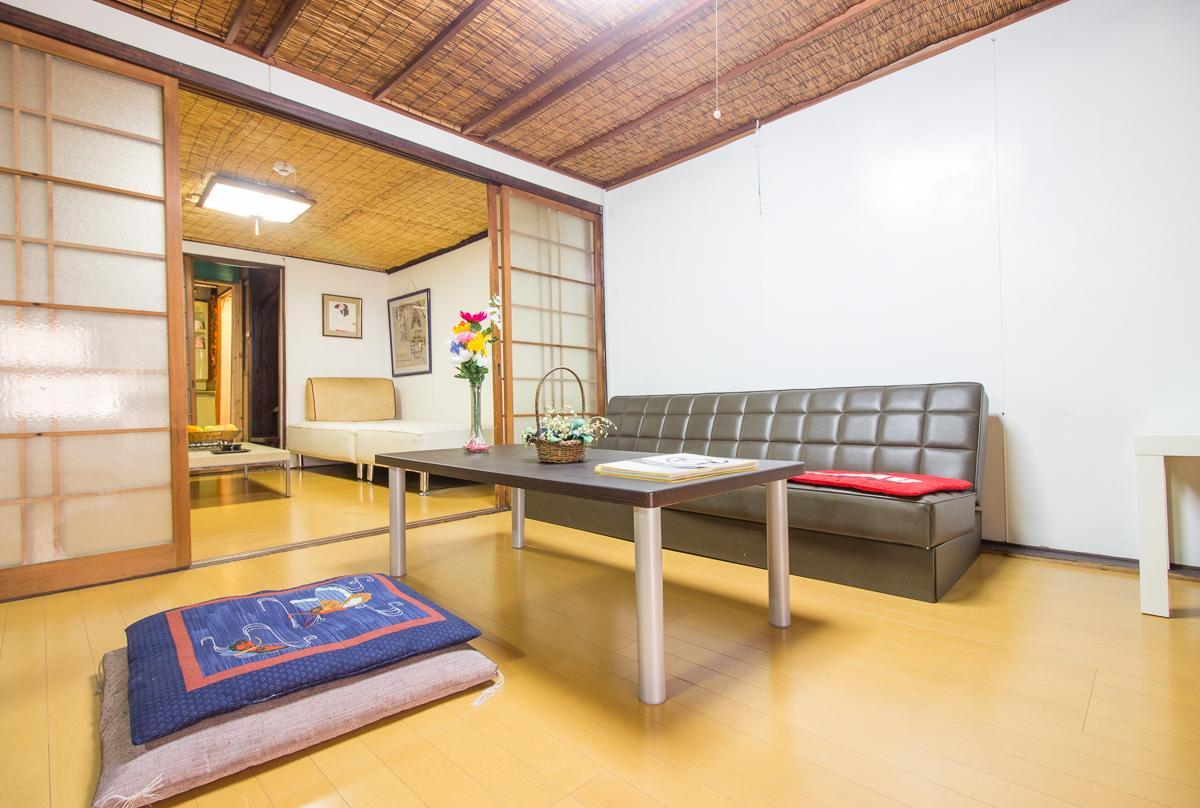 Family Traditional House In The Heart Of Kyoto