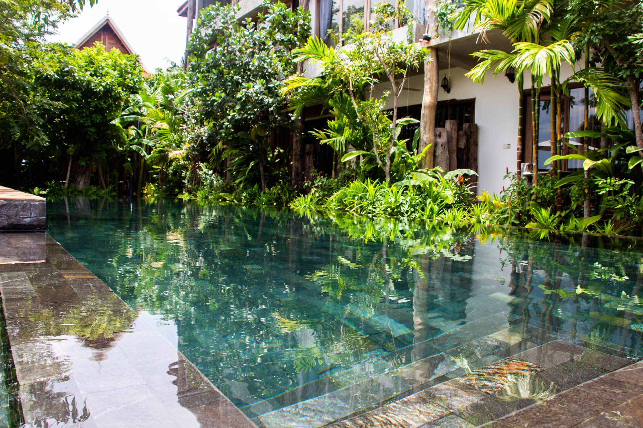 The Natural Homestay  Siem Reap