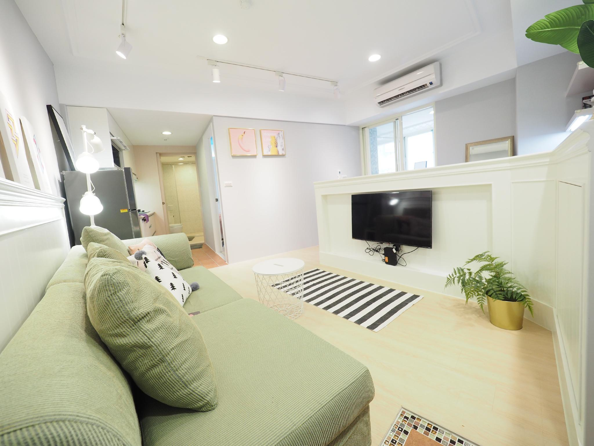 HOT Simple Style 1 Minute To MRT Station.
