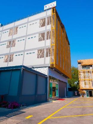 [ムアン/パークナム]アパートメント(16m2)| 1ベッドルーム/1バスルーム 1R1B0S/F2020406 Suwatchai garden,Service Apartment