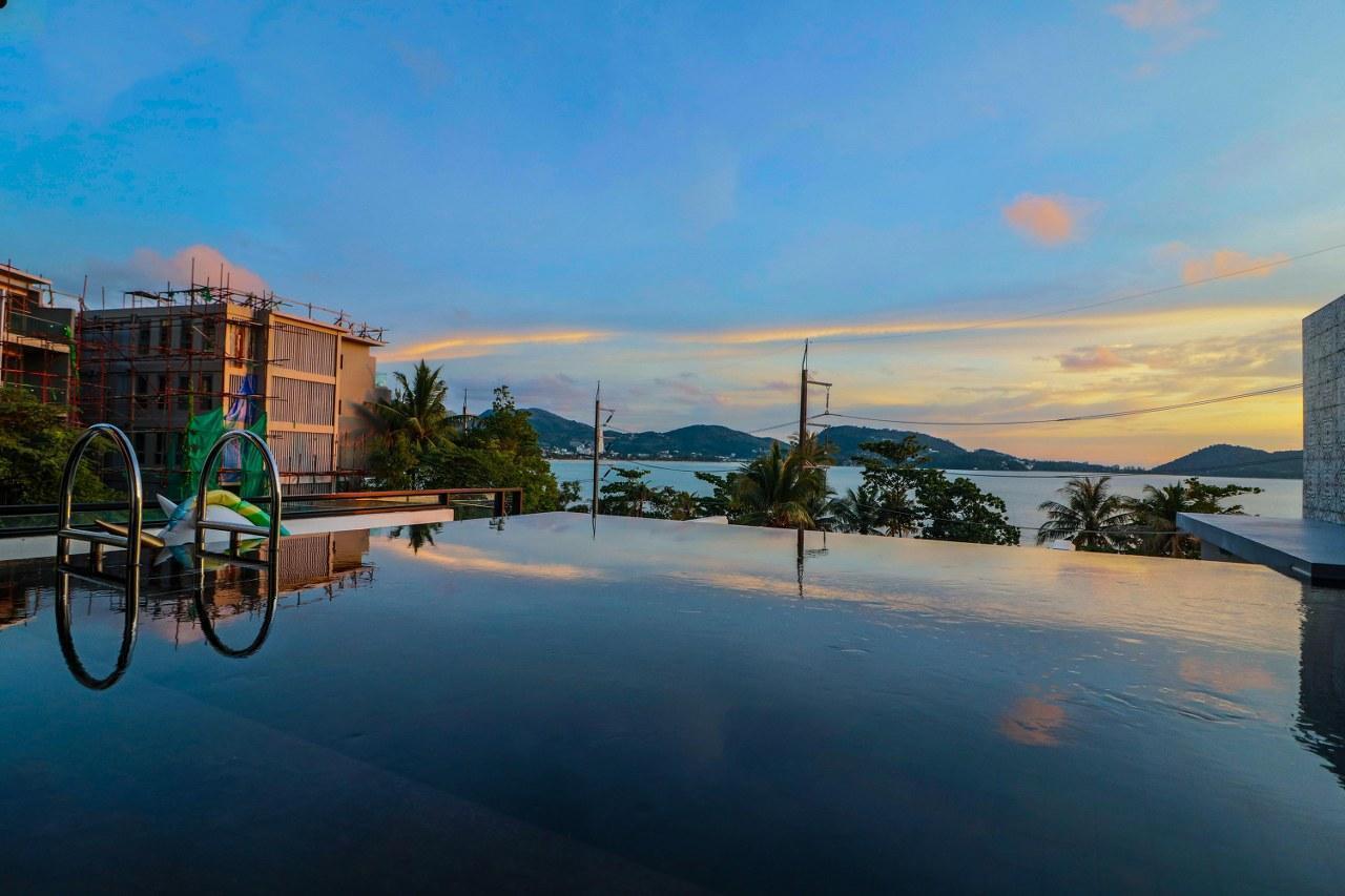 Sanctuary Loft Villa 18BR Sleeps 38 w/ Pool&Beach วิลลา 18 ห้องนอน 18 ห้องน้ำส่วนตัว ขนาด 500 ตร.ม. – ป่าตอง