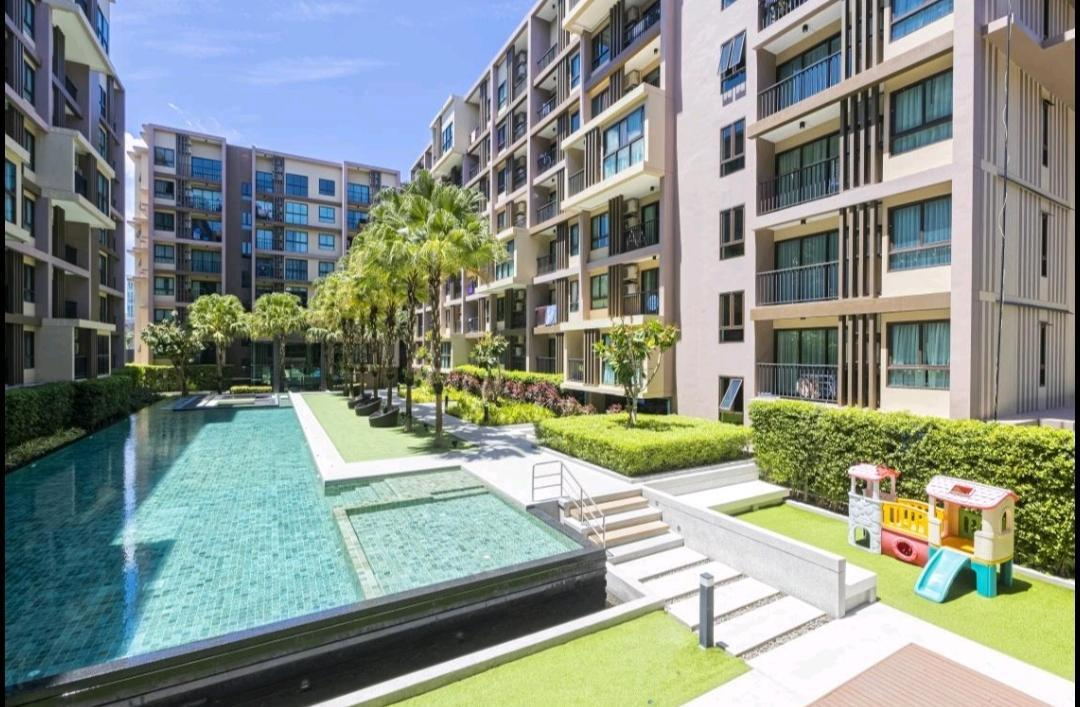 Zcape3 Condo 1Bedroom  near Central Phuket อพาร์ตเมนต์ 1 ห้องนอน 1 ห้องน้ำส่วนตัว ขนาด 34 ตร.ม. – ตัวเมืองภูเก็ต