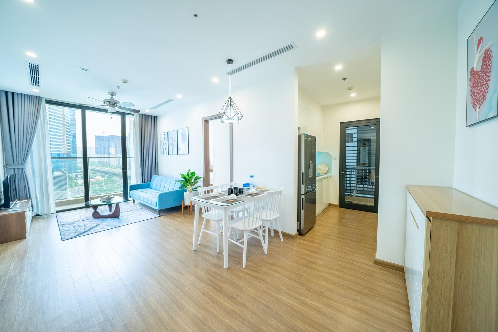 LiA House  29   Skylake 2BRs Spacious Apartment