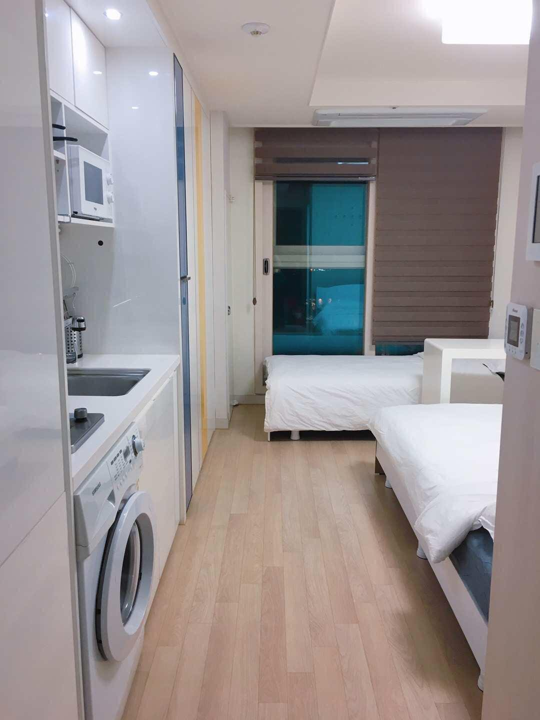 DDP Apm Luxe 5mins Walking Safe Apartment 1511