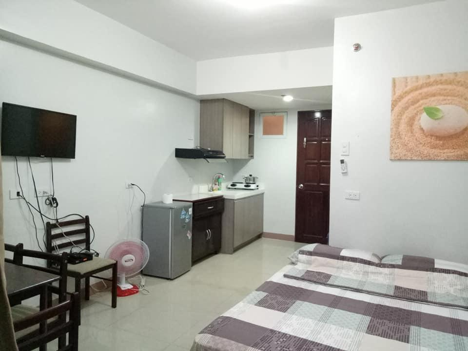 Affordable And Spacious Studio Unit