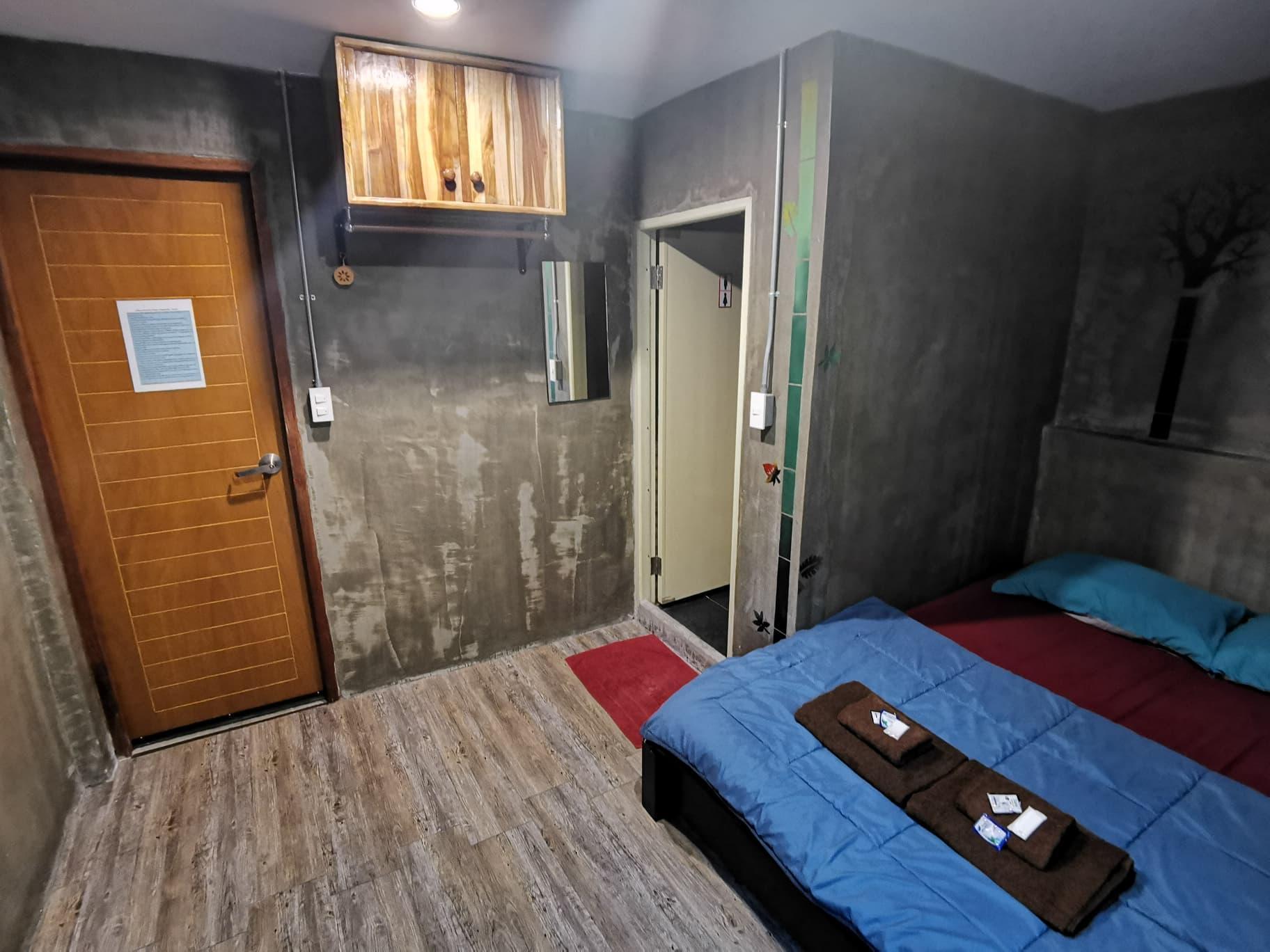 Baannut อพาร์ตเมนต์ 1 ห้องนอน 1 ห้องน้ำส่วนตัว ขนาด 15 ตร.ม. – สาทร