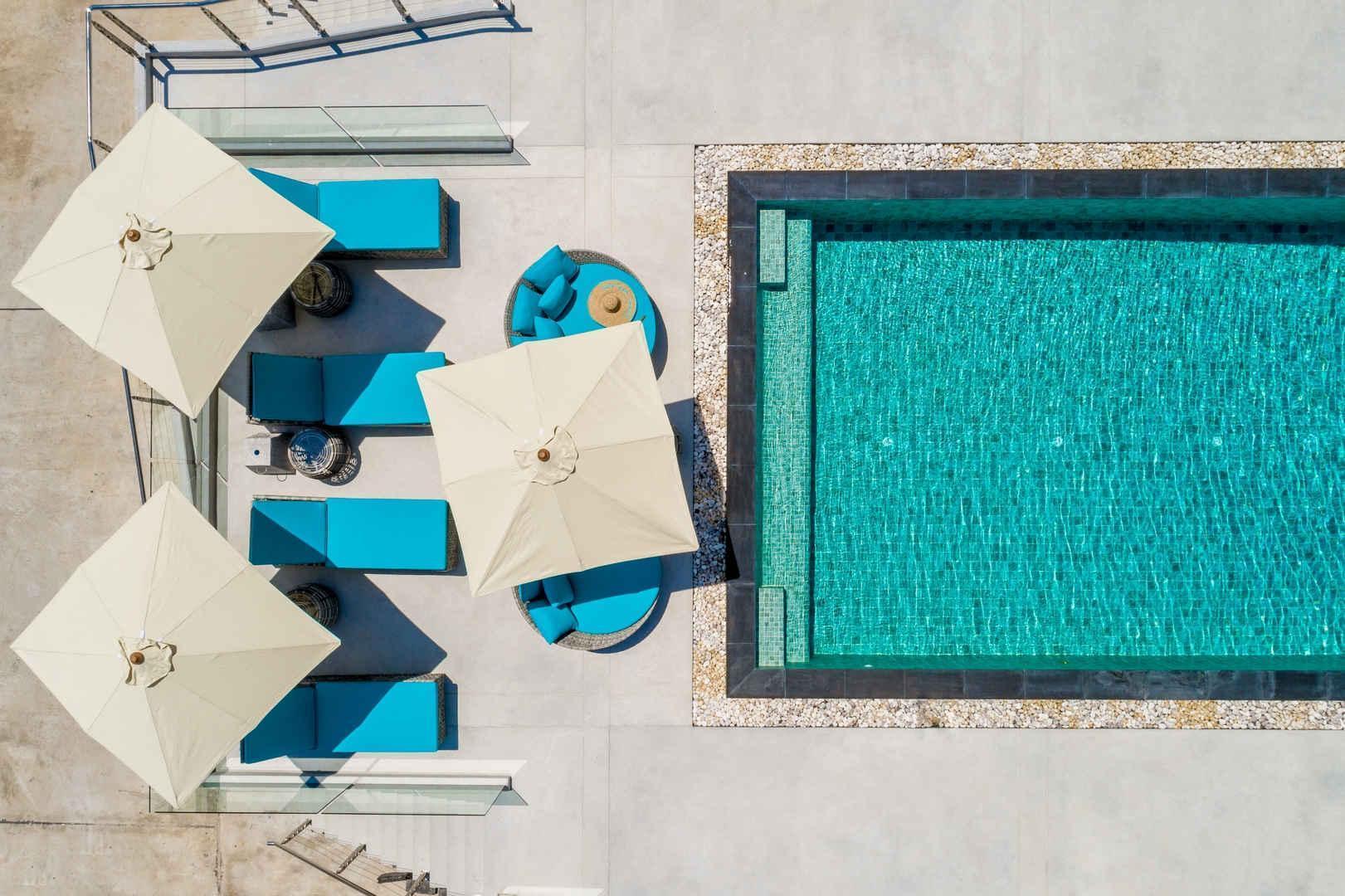 2BR Luxury Town House MUSE 400m to the beach บ้านเดี่ยว 2 ห้องนอน 1 ห้องน้ำส่วนตัว ขนาด 132 ตร.ม. – เชิงมน