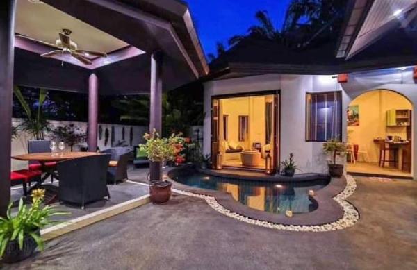 3BR VILLA STYLE BALI  Phuket