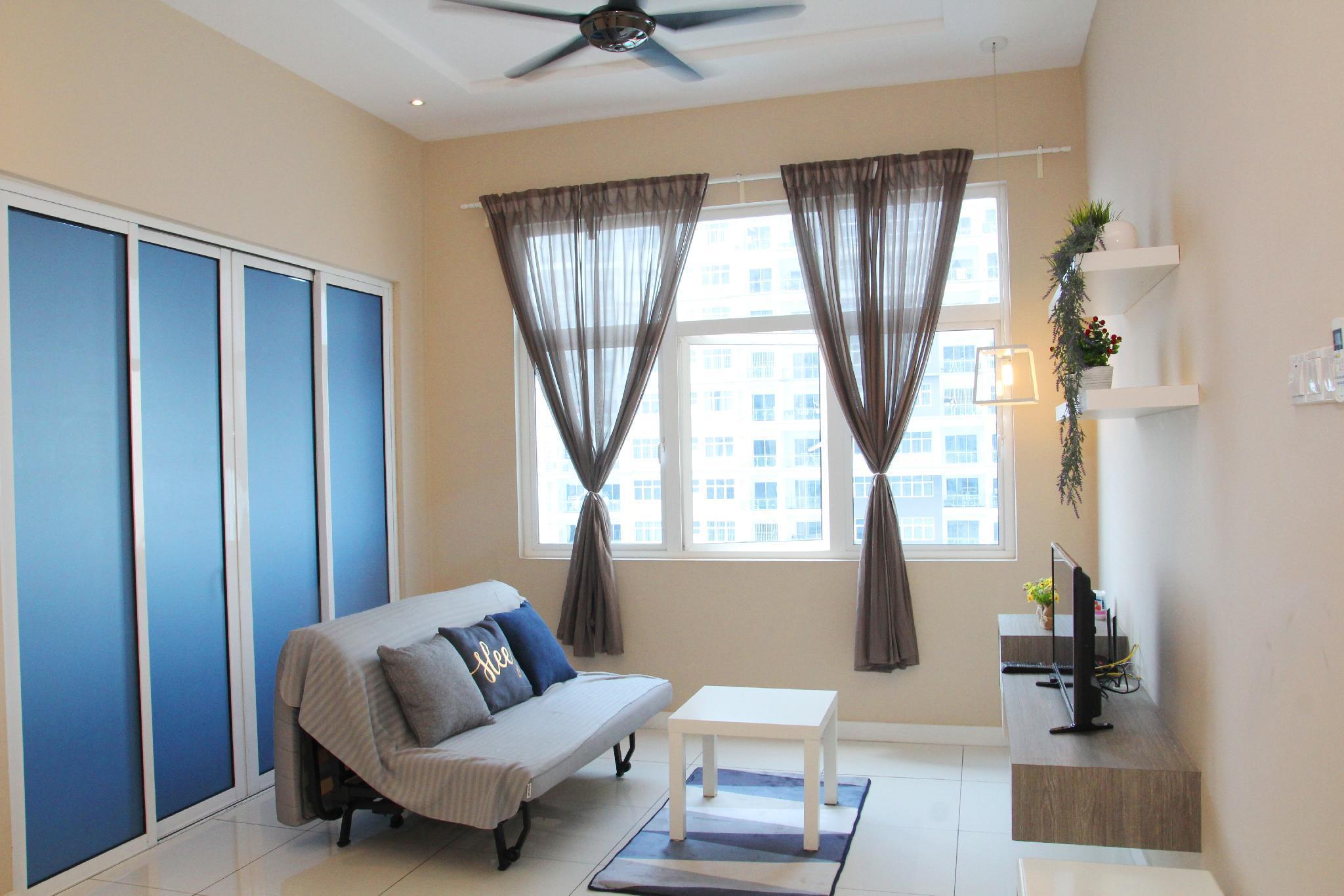 Geranium Cozy Home Stay 1 5pax Near Ioi Sunway
