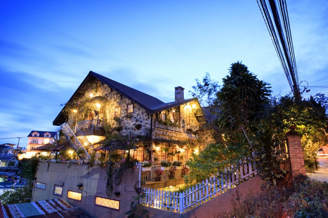 Villa Hoa Da  May Tim Room