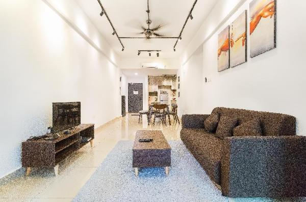 JK home@ Austin Heights Midori 3BR FreeWIFi AEON Johor Bahru