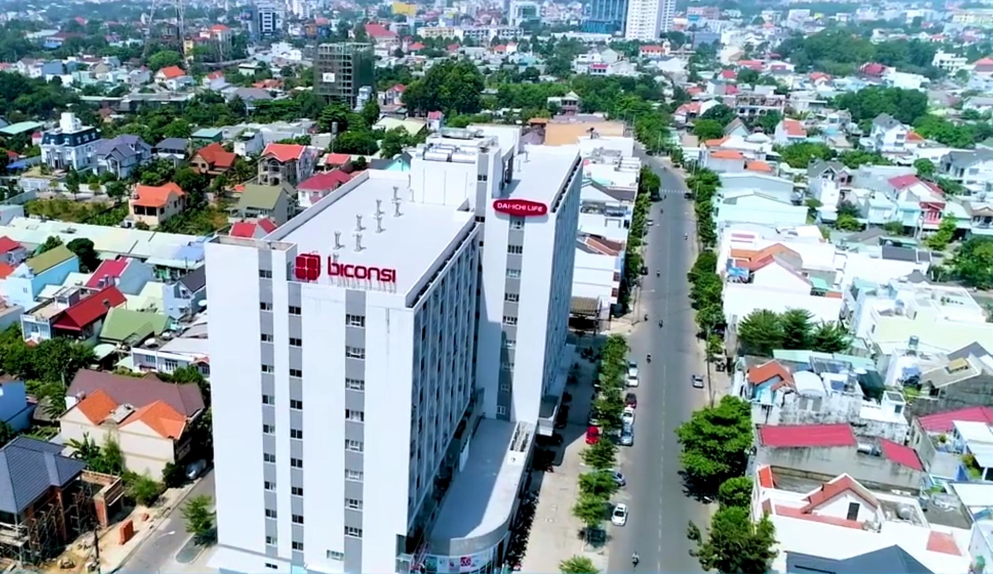 Phu Hoa Apartment