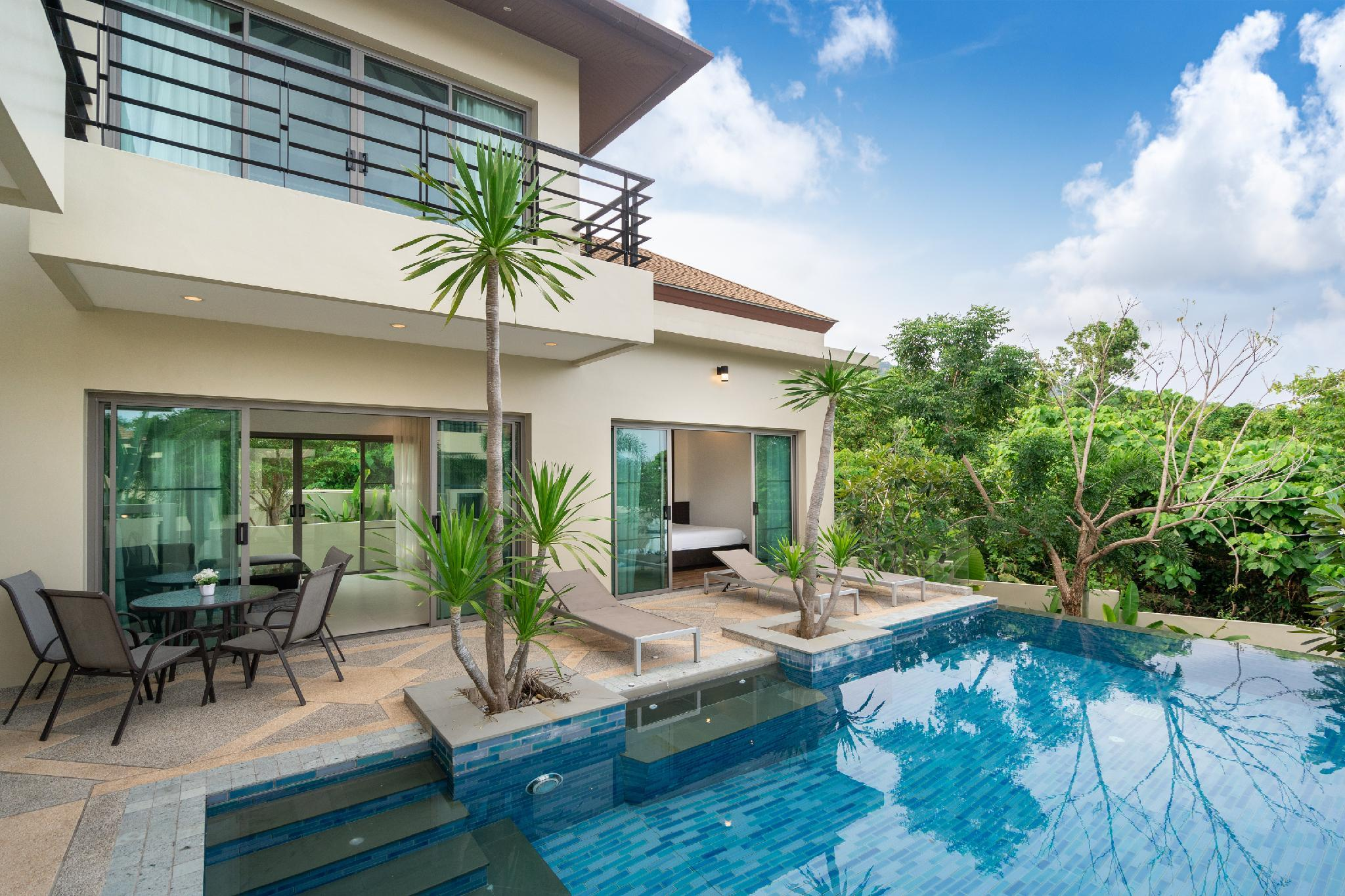 Sole Tropical Beach Gateway 3 Bedrooms With Pool