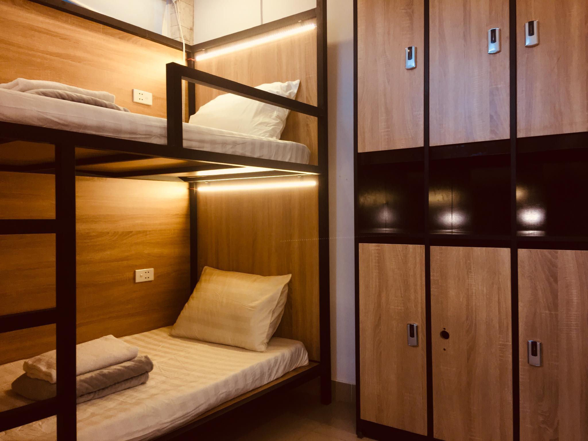 Dorm Room In Bui Vien Walking Street