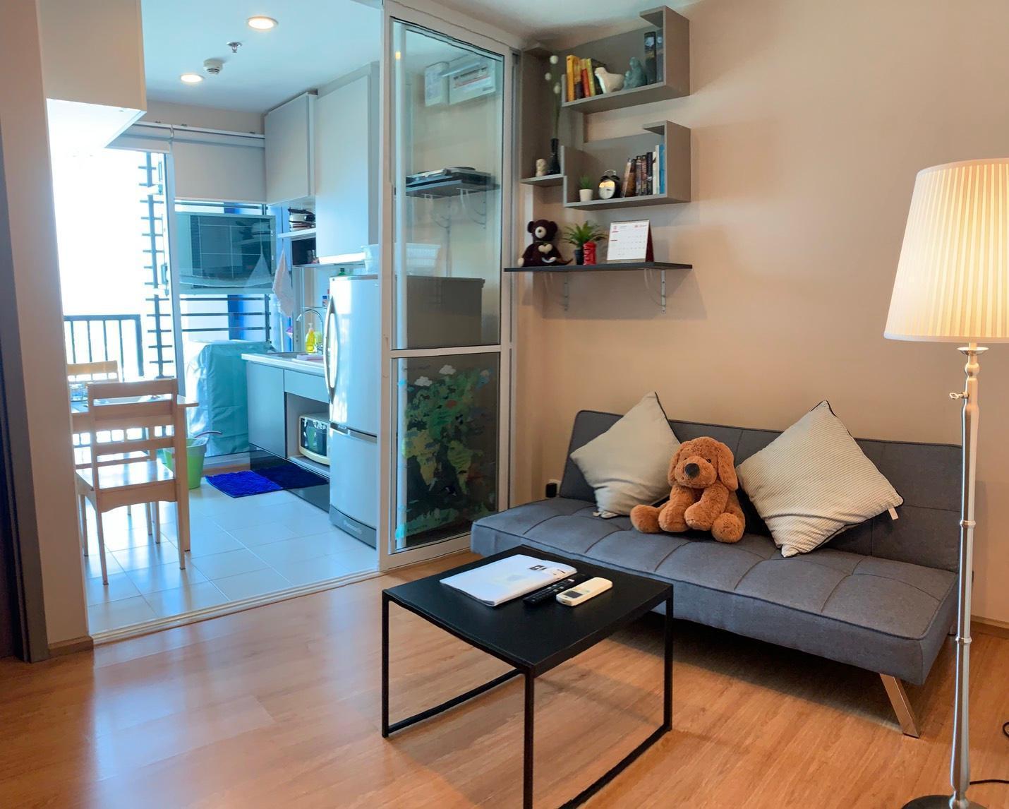 Onnut to the city center and relax in one place. อพาร์ตเมนต์ 1 ห้องนอน 1 ห้องน้ำส่วนตัว ขนาด 30 ตร.ม. – สุขุมวิท