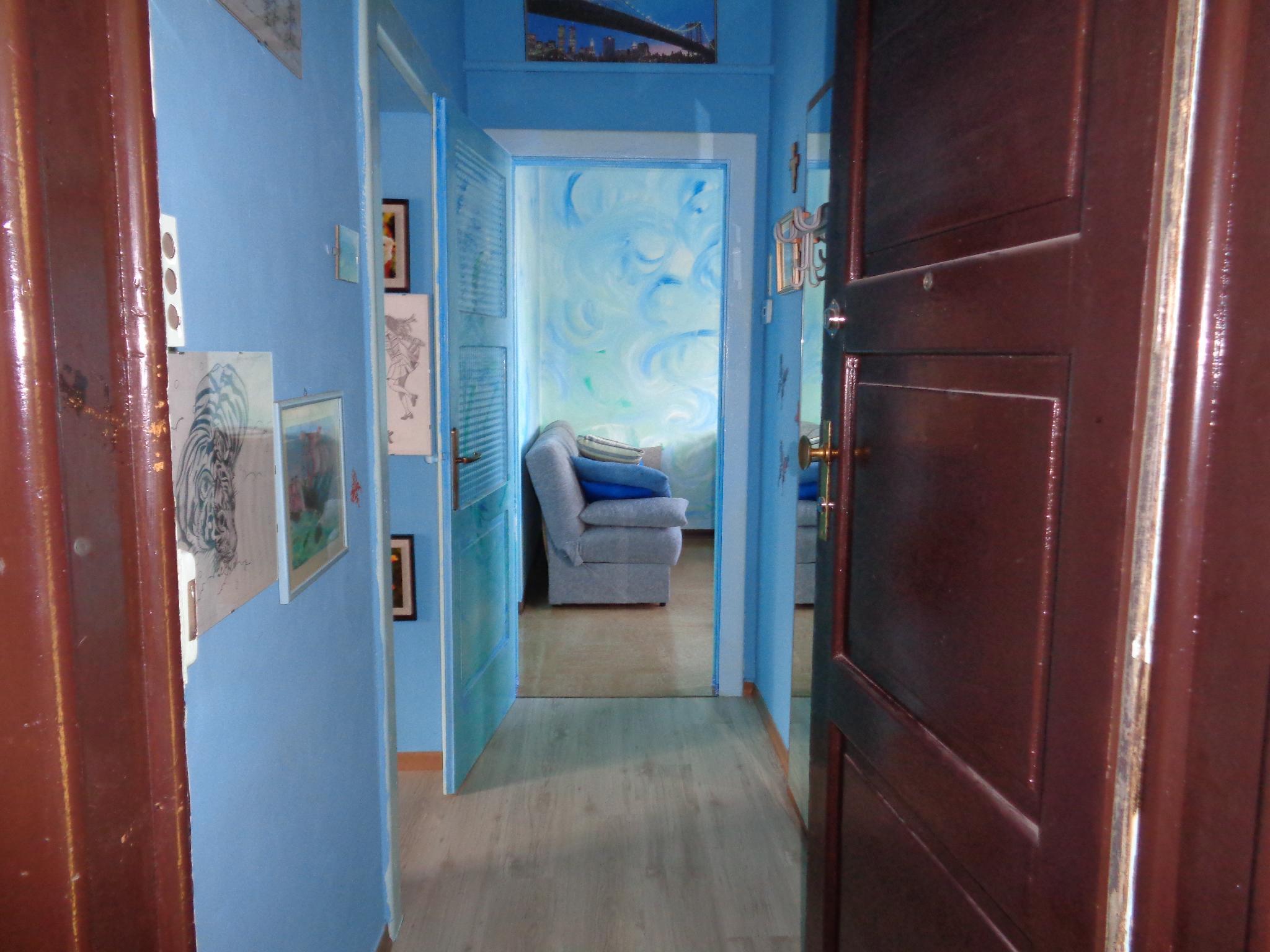 Light Blue Accommodation