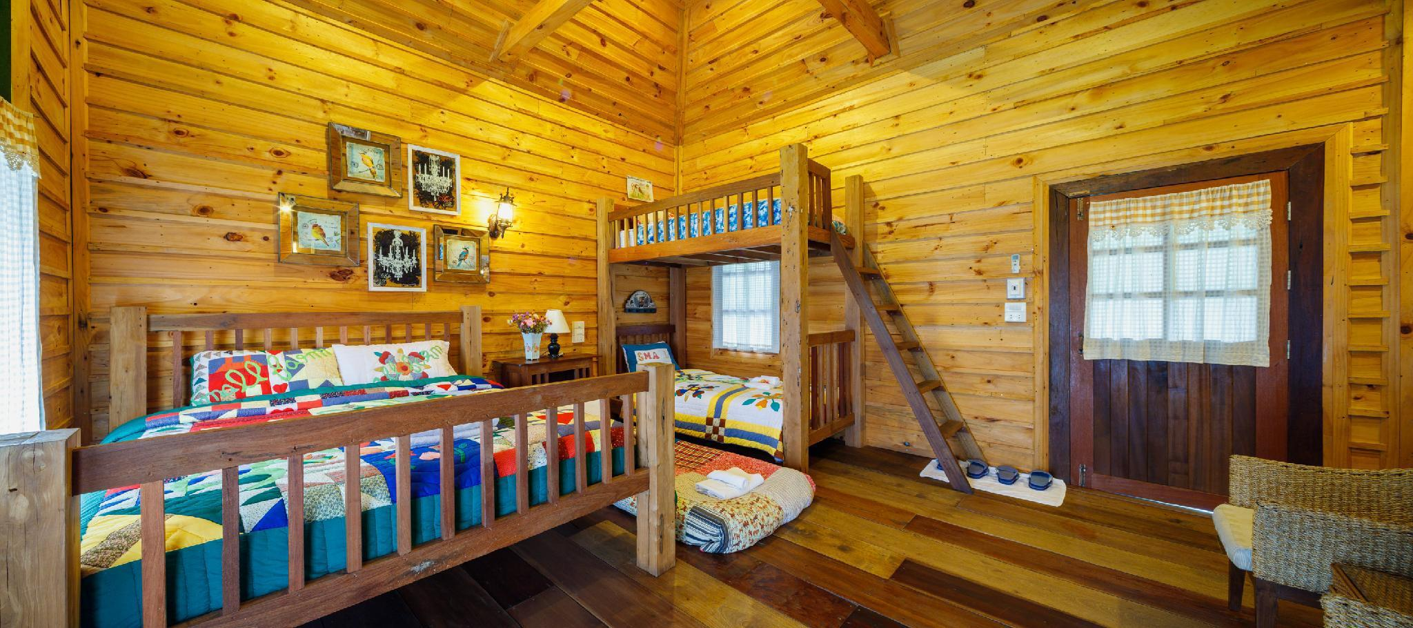 Farm Paradise Resort 11BR Sleeps 32 w/Animal-Camp วิลลา 11 ห้องนอน 11 ห้องน้ำส่วนตัว ขนาด 9900 ตร.ม. – ข่วงเปา