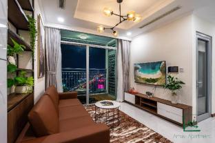 VINHOMES COZY  SPACIOUS APT FOR FAMILY/GROUP-2/BED - Ho Chi Minh City