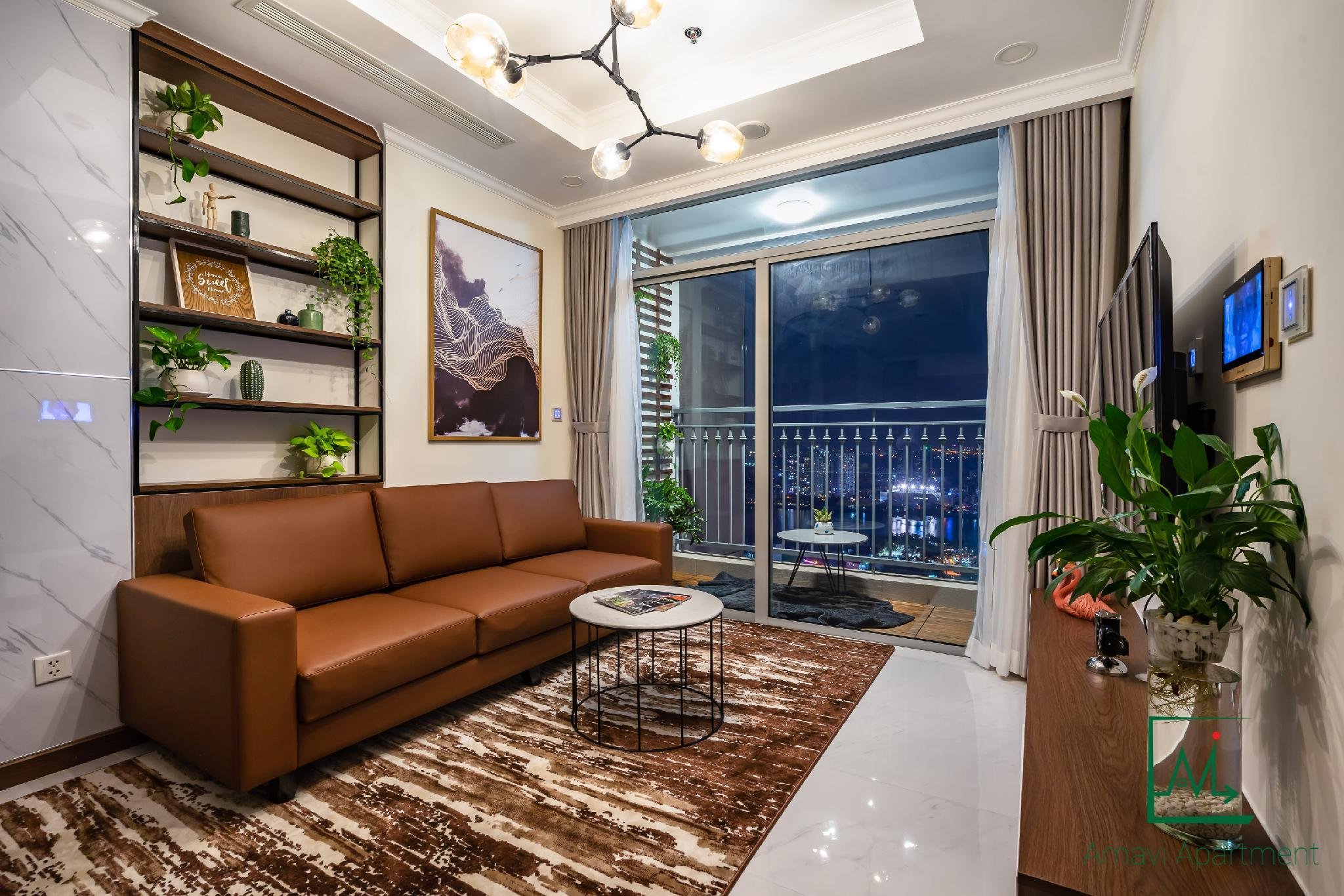 VINHOMES COZY  SPACIOUS APT FOR FAMILY GROUP 2 BED