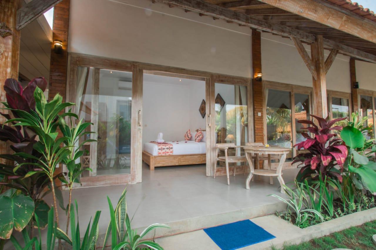 Peaceful House W  Pool Incl BF Hideaway In Canggu