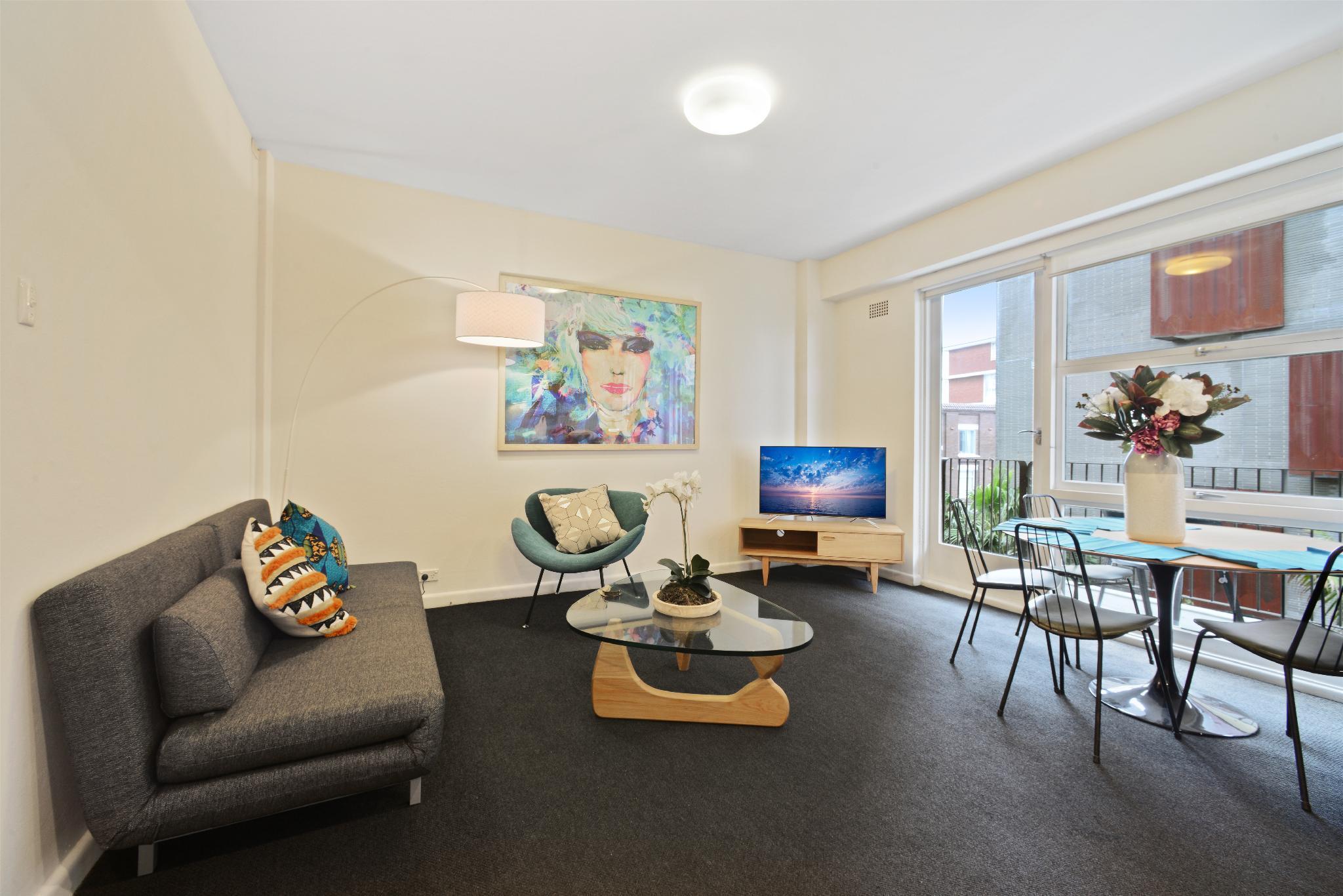 HomeHotel Urban Retreat In Secure Boutique Block