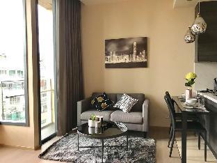 Luxury Condominium located at the Center of Asoke อพาร์ตเมนต์ 1 ห้องนอน 1 ห้องน้ำส่วนตัว ขนาด 44 ตร.ม. – สุขุมวิท