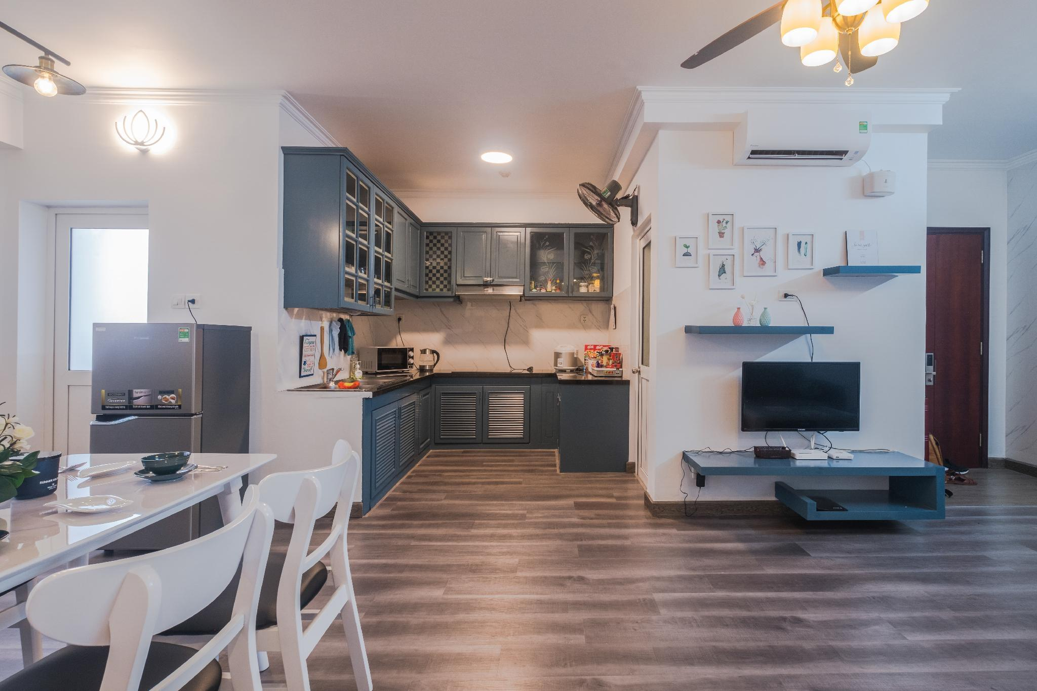 ElLe  Cozy Apartment  City Center D1  BuiVien