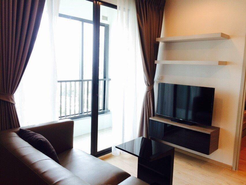 New room profect อพาร์ตเมนต์ 2 ห้องนอน 1 ห้องน้ำส่วนตัว ขนาด 57 ตร.ม. – ธนบุรี
