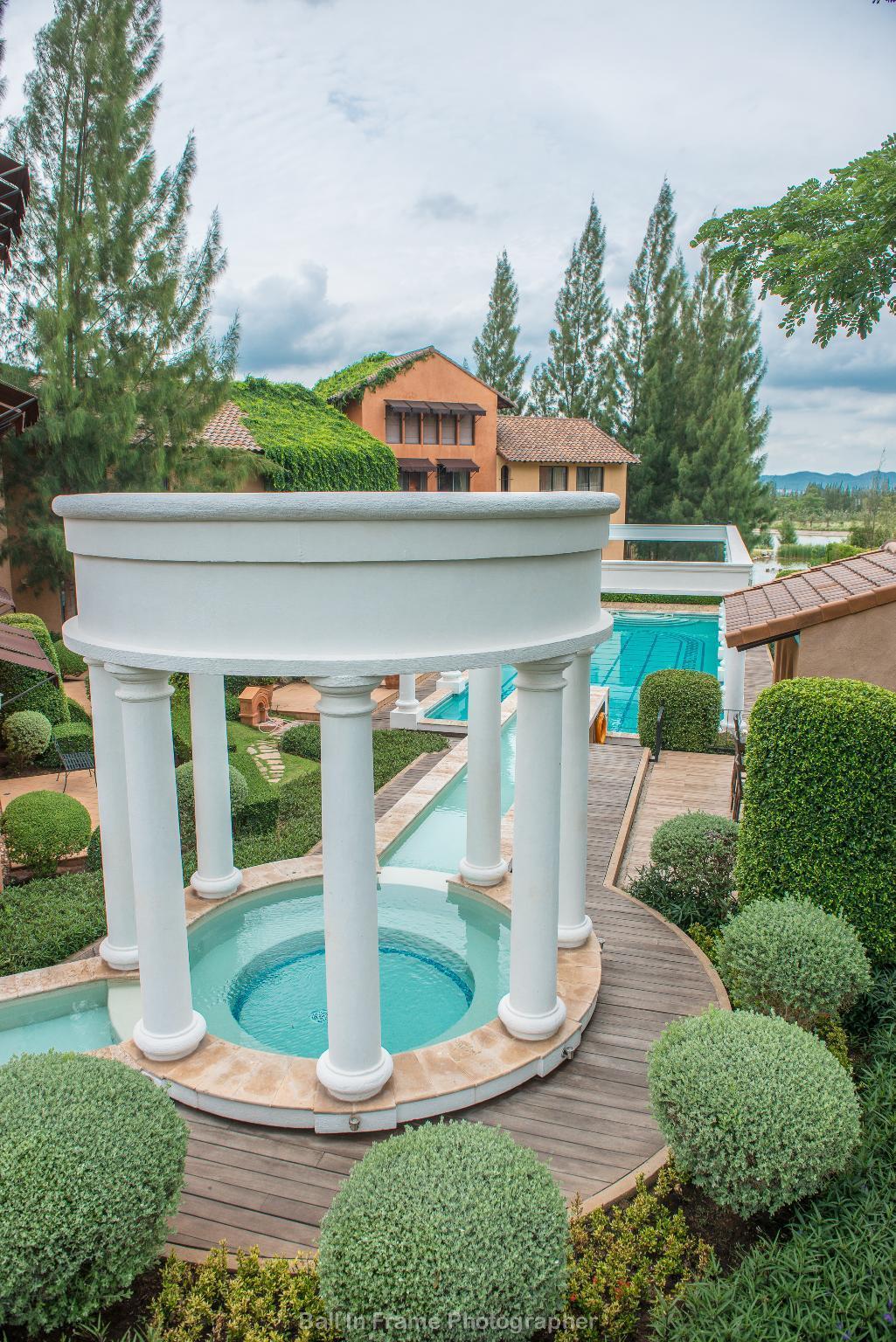Toscana Valley Log Home บ้านเดี่ยว 4 ห้องนอน 3 ห้องน้ำส่วนตัว ขนาด 250 ตร.ม. – อุทยานแห่งชาติเขาใหญ่