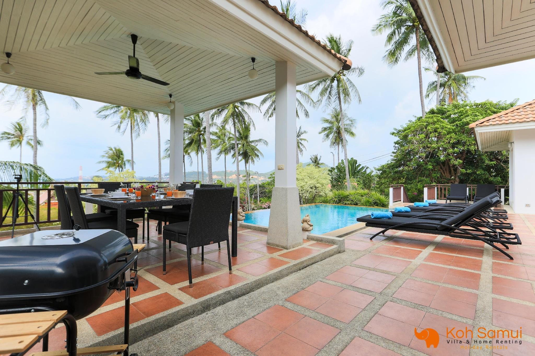 Dreamland 5   4BR Private Pool And Sea View